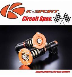 Audi A3 MK2 HATCH 3D 8P1 4WD φ55 mm (Rear True Coilover) Año 03~12 | Suspensiones para Track Ksport Circuit Spec.