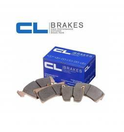 Set pastillas freno CL Brakes (Carbone Lorraine) ref. 5012W51T20RC6 (1set-8 pads)