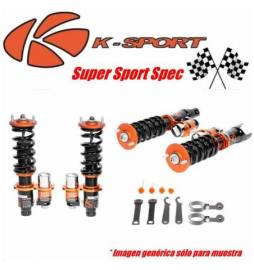 Audi A3 MK2 HATCH 5D 8PA 2WD φ55 mm Año 04~12 | Suspensiones Clubsport Ksport Super Sport 2 way