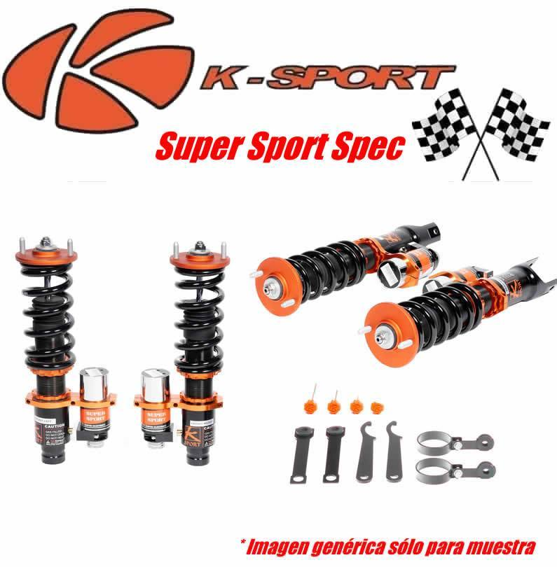 Volvo V40 CROSS COUNTRY Año 13~UP | Suspensiones Clubsport Ksport Super Sport 2 way