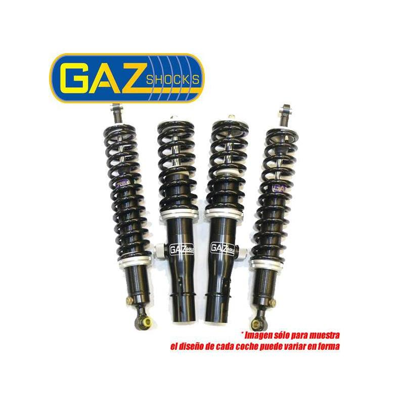 Ford CAPRI I/II/III 69-88 GAZ GOLD kit suspensiones roscadas regulables para conducción en circuito y rally asfalto *1/6/9