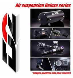 Audi A3 MK2 HATCH 5D 8PA (2WD) φ55 Año 03~12 | Suspensiones neumáticas D2 Racing Serie Deluxe