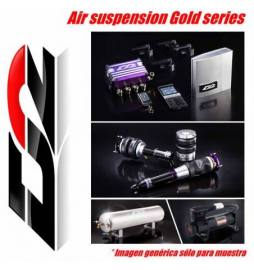 Audi RS 6 (4F C6) 4WD Año 08~11 | Suspensiones neumáticas D2 Racing Serie Gold