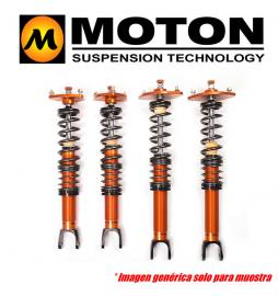 BMW Serie 3 E30 All models Moton 1 way suspension High Performance (OEM struts required)