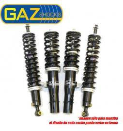Peugeot 207 GAZ GOLD kit suspensiones roscadas regulables para conducción en circuito y rally asfalto *7