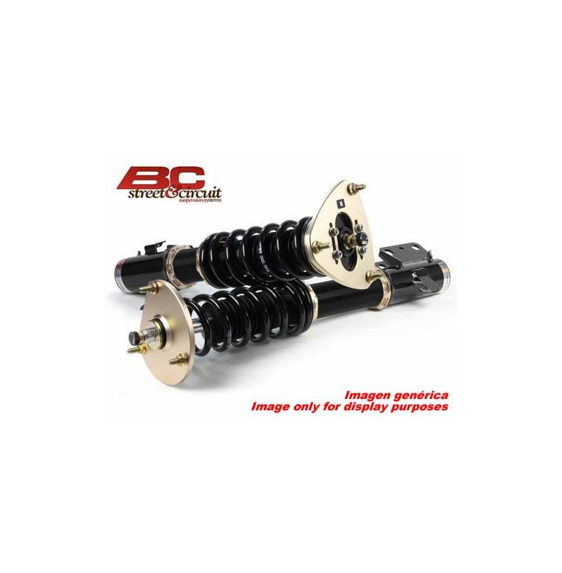 Honda Accord CL7 CL9 03+ Suspensiones ajustables cuerpo roscado BC Racing type RS/RA/RH