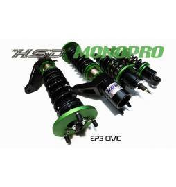 Honda Civic type R EP3 Suspensión cuerpo roscado ajustable Monotube Inverted HSD Monopro