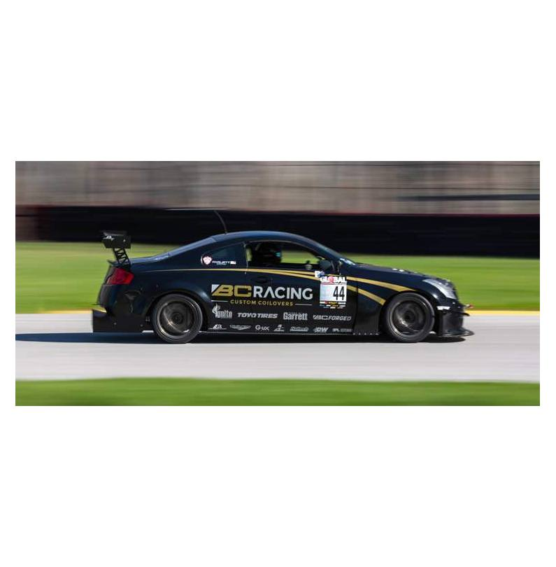 Mazda 3 type BK Including MPS 04+  Suspensiones roscadas BC Racing Serie BR Type RA