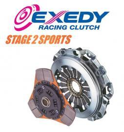 Toyota MR2 SW30 & Toyota Celica ZZT23 99-06 1ZZ-FE, 2ZZ-GE 1.8l Kit embrague Exedy Stage 2 Sports
