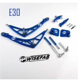 Steering Lock angle kit delantero Wisefab BMW Serie 3 E30 (With Light A-Arm)