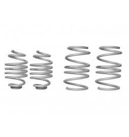 Renault CLIO III X85 INCL. SPORT 2005-8 / 2013 F and R Coil Springs - lowered Whiteline