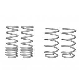 Subaru BRZ ZC6 7/2012- F and R Coil Springs - lowered Whiteline