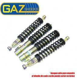 VW Golf 4 4Motion 4WD GAZ GHA kit suspensiones de cuerpo roscado regulables para conducción fast road (sport calle)