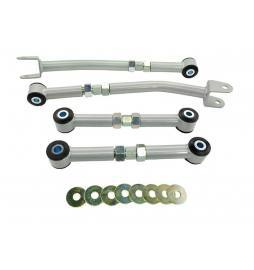 Subaru OUTBACK BP INCL TURBO 9/2003-8/2009  Rear Control arm - lower front and rear arm 50mm  Whiteline