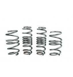 Volkswagen  GOLF MK7 (TYP 5G) FWD 11/2012- F and R Coil Springs - lowered 30mm  Whiteline