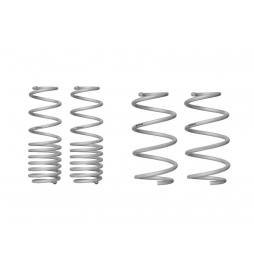 Volkswagen POLO MK5 (TYP 6R AND 6C) 2009- F and R Coil Springs - lowered 25mm f and 30mm r Whiteline