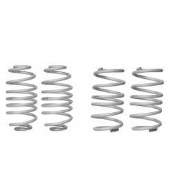 Opel ASTRA G 9/1998-11/2004 F and R Coil Springs - lowered 30mm f and 20mm r  Whiteline