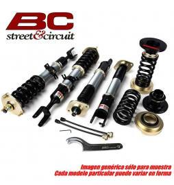 Nissan 350Z X33 03- KIT CONVERSION ROSCADAS TRASERAS - Suspensiones ajustables cuerpo roscado BC Racing Serie BR Type RS, RA, RH