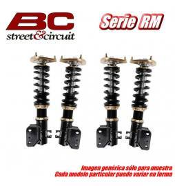 Subaru Forester SG 03-07 Suspensiones ajustables cuerpo roscado BC Racing serie RM Type MH (Drift & Track use)