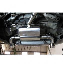 Nissan 350Z (2003-09) Cobra Sport /Centre & Rear Exhausts (Resonated)