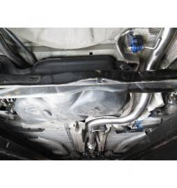 Peugeot 208 GTI (1.6 Turbo) 2012- Cobra Sport / Cat Back Exhaust (Non-Resonated)