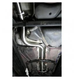 Seat Leon Cupra 1.8T (1M-Mk1) 1999-2005 Cobra Sport / Cat Back Exhaust (Non-Resonated)