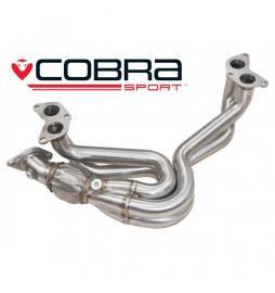 Toyota GT86 Cobra Sport  / 4-1 Unequal Length De-Cat Manifold