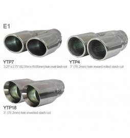VW Polo GTI 1.8 TSI (2015-) / Cat Back Exhaust (Resonated)
