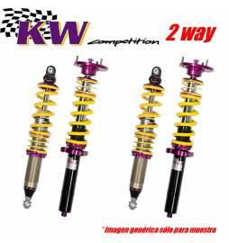 Audi A3 Quattro & S3 8L 4WD Suspensiones de competición KW Competition 2 way (Rallye Spec.)