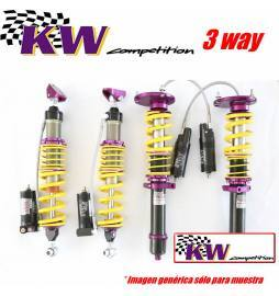 Audi A3 & S3 8P MK2 Suspensiones de competición KW Competition 3 way (Rallye Spec.)