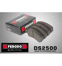 Juego pastillas freno traseras Ferodo Racing DS2500 Mini Cooper R60-61 / BMW E81/87/90 116-118.120