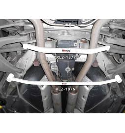 Audi A8/S8 03-10 D3 UltraRacing 2P Rear Lower Tiebar 1876