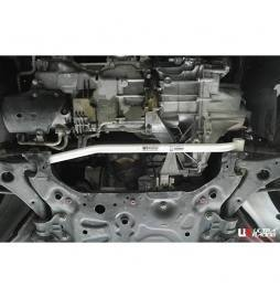 Ford Focus Mk3 11+ UltraRacing 2-Point Front Lower Brace